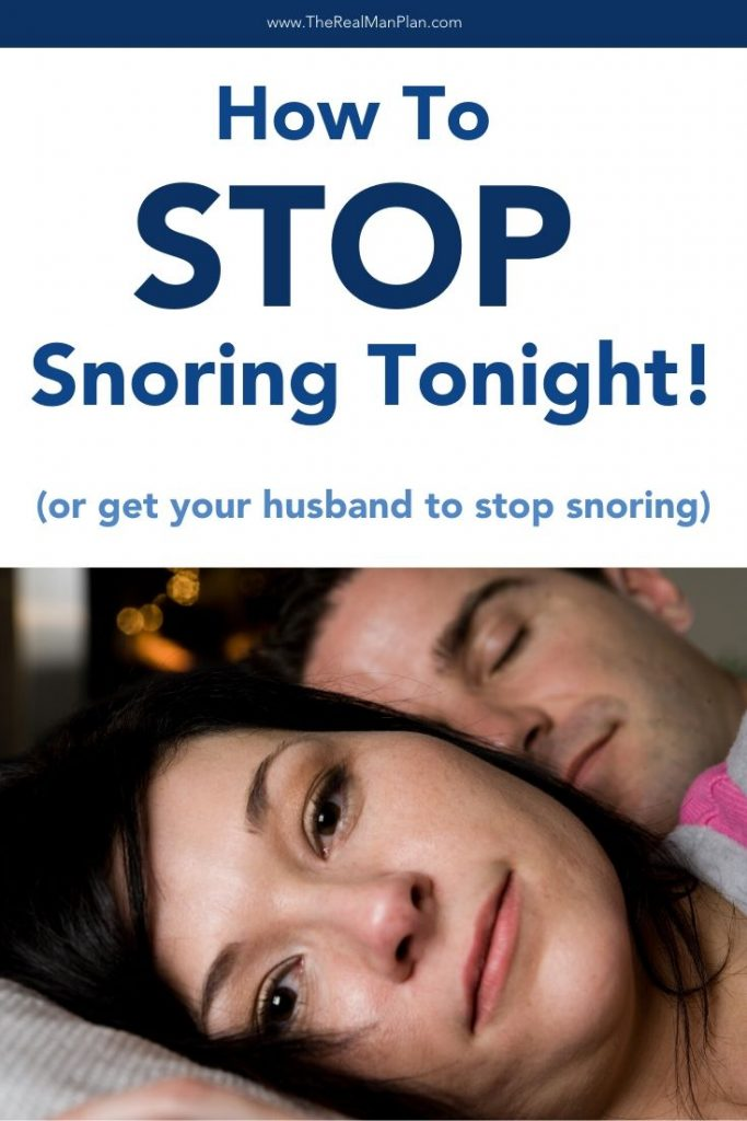 Are you tired of constantly having your sleep interupted by snoring (either yourself or your spouse).  Tips to help you stop snoring tonight.  You don't need to suffer through sleepless nights because of snoring.  Natural methods to help you stop snoring.