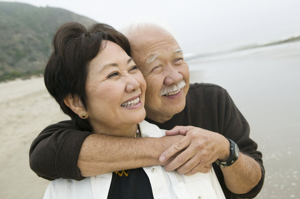 happy senior couple, improve your sex life, mens quige to sex, better sex life