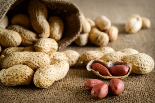 peanut and keto diet